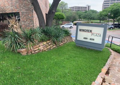 Wingren Plaza